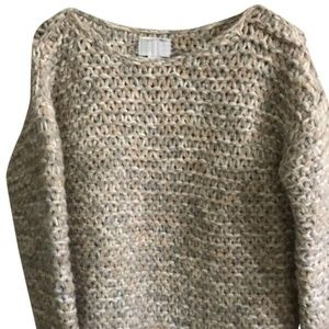 CLUB MONACO Women's Knitted Sweater M